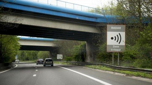 Excès de vitesse: fin de la marge de tolérance pour des radars sur les autoroutes belges