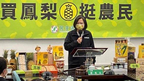 «Pékin veut forcer Taïwan à capituler sans guerre»
