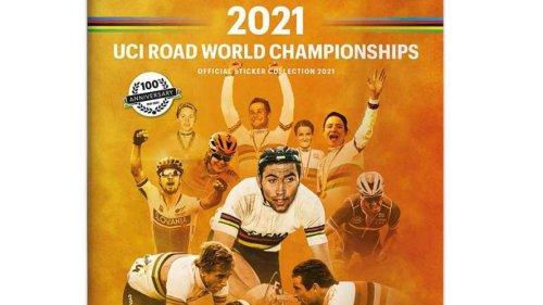 Panini propose un album collector pour le centenaire des Mondiaux de cyclisme