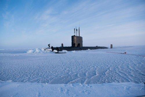 Canada: les Britanniques prennent pied dans l'Arctique