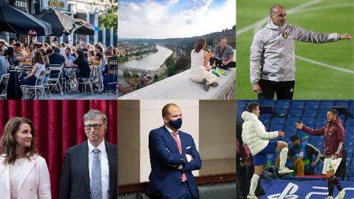 La Wallonie, les Gates et Eden Hazard: les gagnants et les perdants de la semaine