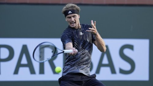 ATP Indian Wells: Alexander Zverev obtient sa première victoire contre Andy Murray
