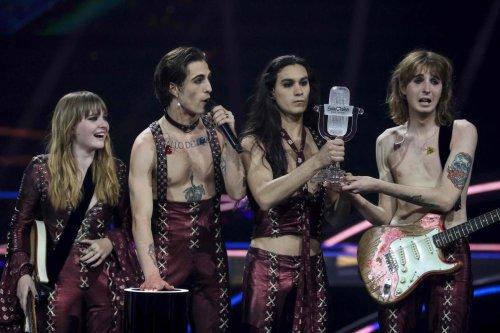 Eurovision: l'Italie remporte la finale, la Belgique finit 19e