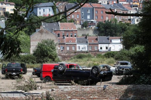 Inondations: Verviers invite ses citoyens à trouver refuge dans un hall sportif