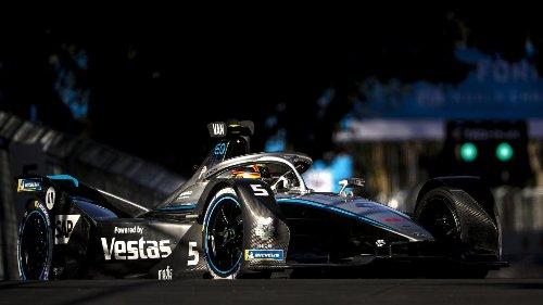 Forumle E : Stoffel Vandoorne en pole position à Rome