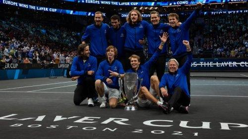 Laver Cup: l'Europe écrase le reste du monde et conserve son titre