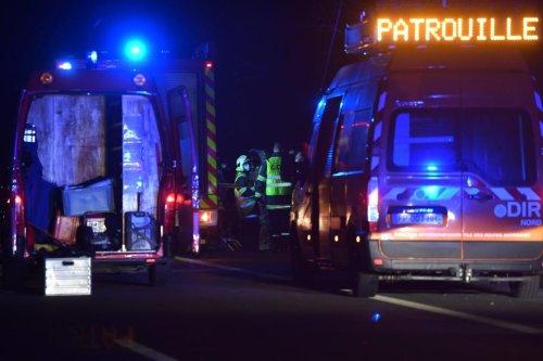 En France, un motard perd un petit appareil radioactif sur l'autoroute entre Lille et Dunkerque