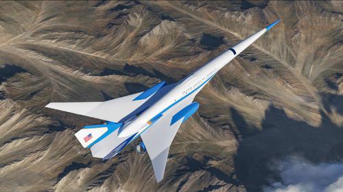 Une startup développe un jet capable de voler à 9.000 km/h