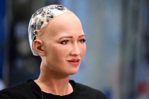 Une œuvre d'art créée par un robot vendue plus de 580.000 euros