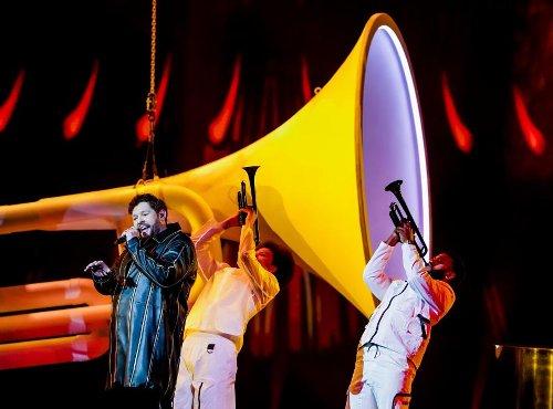 Eurovision: la Grande-Bretagne et d'autres pays lâchés par le public