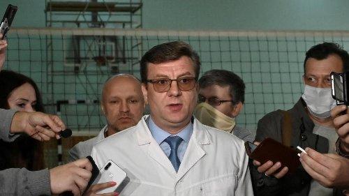 Un médecin russe qui a soigné Navalny après son empoisonnement est porté disparu