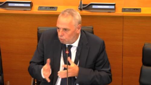 Commission inondations: la mise au point du «Soir» après les accusations d'Hervé Jamar