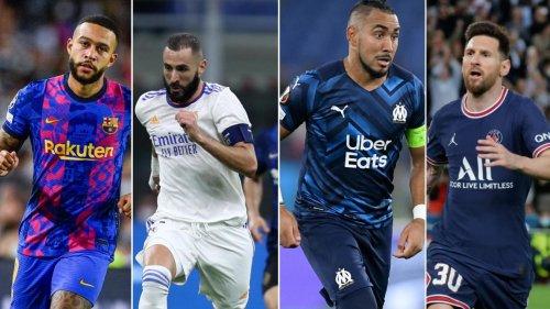 Barcelone-Real Madrid et OM-PSG: plus les mêmes Clasicos