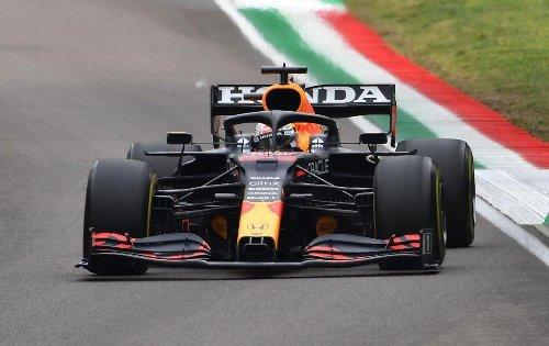Formule 1: Verstappen remporte le GP d'Emilie-Romagne devant Hamilton