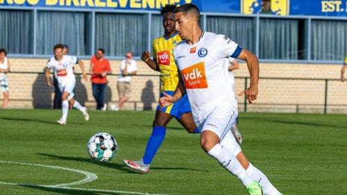 D1A : la Gantoise, OHL, Beerschot et Saint-Trond remportent leur match de préparation