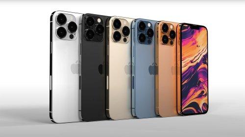 Le nom de l'iPhone 13 pourrait poser problème à certains acheteurs - Belgium-iPhone