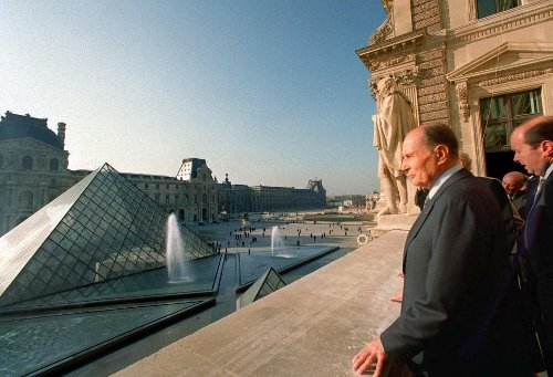 Les années Mitterrand (4/5): laisser une trace
