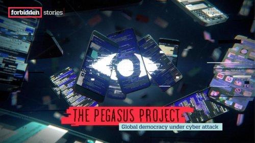 Le projet Pegasus remporte un prix européen du journalisme d'investigation