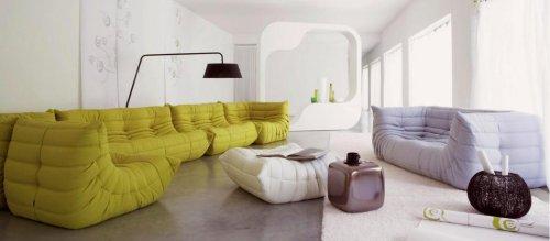 Comment faire restaurer son canapé Togo sans se faire avoir