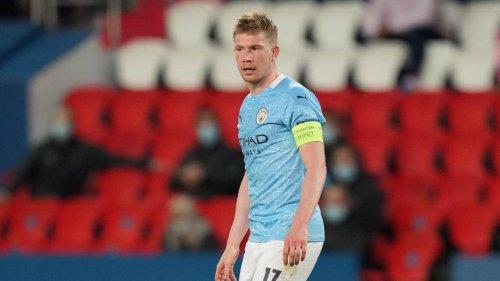 Kevin De Bruyne encore un peu plus dans l'histoire? Le joueur de Manchester City veut imiter Gerets, Van Buyten, Origi et Mignolet en finale de la C1