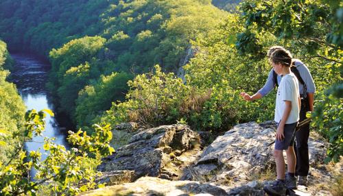 Escapades: à la découverte des 12 parcs naturels de Wallonie