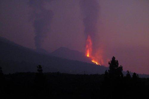 Un nuage du volcan de La Palma a recouvert la Belgique: est-ce dangereux?