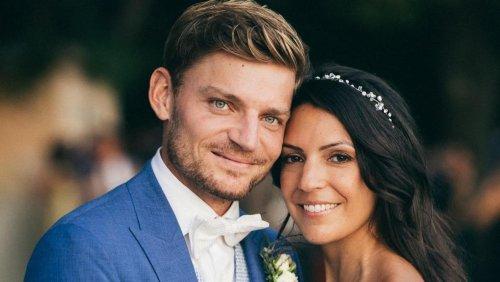 David Goffin s'est marié ce vendredi (photos)
