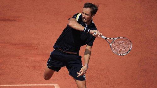 Roland-Garros: le changement de ton de Medvedev