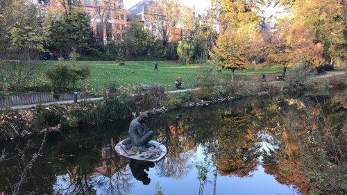 Namur: un corps sans vie découvert dans le parc Louise-Marie