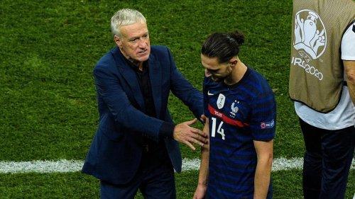 Tensions au sein de l'équipe de France lors du match contre la Suisse: «Ils se sont très souvent insultés sur le terrain»