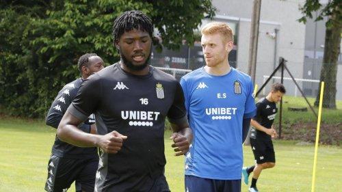 SC Charleroi: Gold Cup terminée pour Nicholson, attendu prochainement au Mambourg