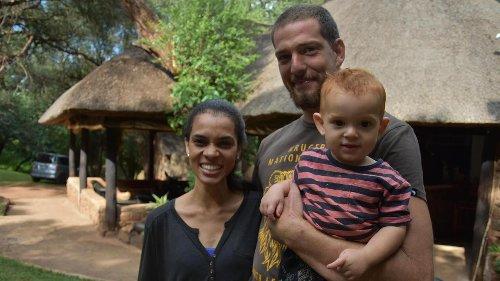 La brousse sud-africaine, repaire de Belges aventuriers