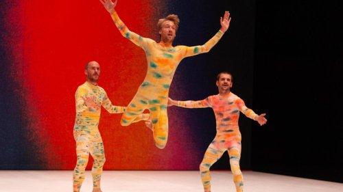 Biennale Charleroi Danse: le plaisir simple et contagieux d'Ayelen Parolin