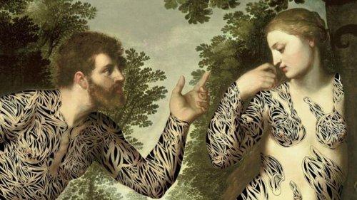 Expo: l'artiste Jean-Luc Moerman tatoue les œuvres d'art belges