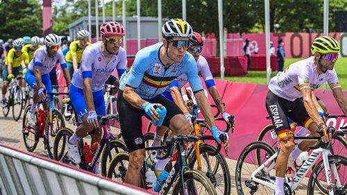 JO 2020, cyclisme: 8 coureurs échappés en tête de la course (direct)