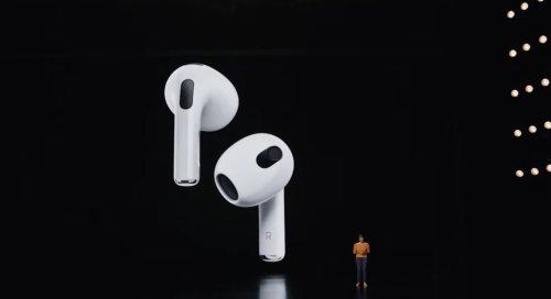 Airpods, MacBook, Apple Music,… : toutes les annonces de la keynote d'Apple - Belgium iPhone