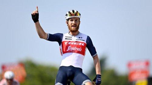 Tour de Wallonie: coup double pour Quinn Simmons qui s'impose à Erezée