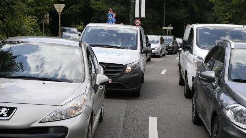 Saint-Josse menace de fermer le tunnel Botanique