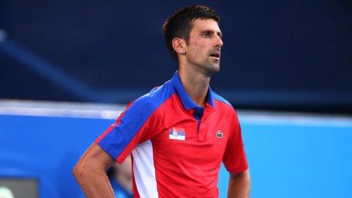 JO 2020: à bout de nerfs, Djokovic laisse filer la médaille de bronze face à Carreno Busta
