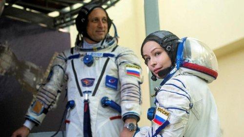 L'équipe russe qui a tourné le tout premier film dans l'espace est de retour sur Terre