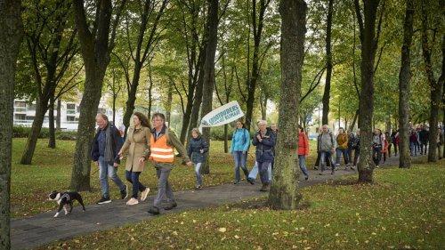 Des grands-parents anversois partent à pied vers Glasgow pour la COP26 sur le climat
