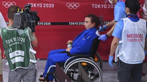 Charline Van Snick aux JO: beaux débuts, triste fin