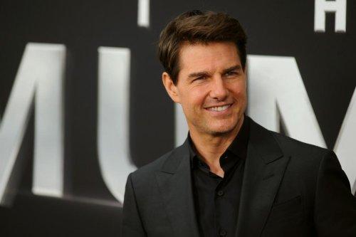 Des randonneurs tombent sur Tom Cruise qui atterrit en hélicoptère (photos)