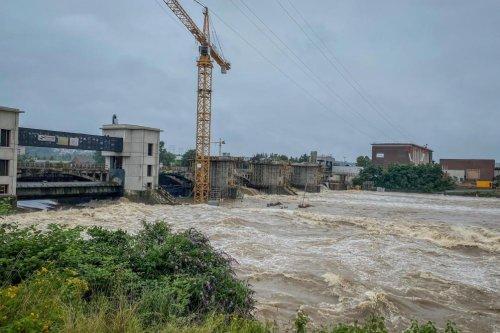 Inondations: le barrage de Monsin s'est «auto-mutilé» pour sauver Liège