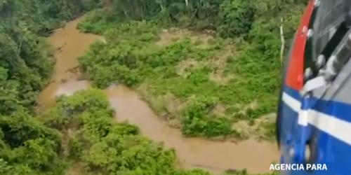Après le crash de son avion, un pilote brésilien a survécu 38 jours dans la forêt amazonienne (vidéo)