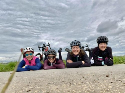 Arlon : un club cyclo aux mollets 100% féminins
