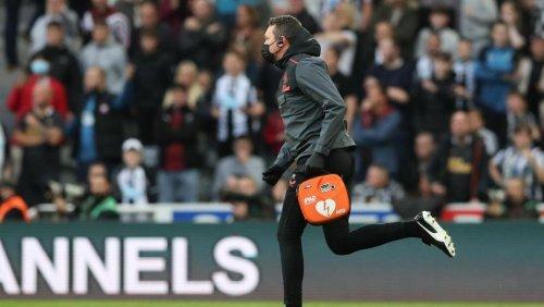 Football: un match de Premier League interrompu après un malaise en tribune