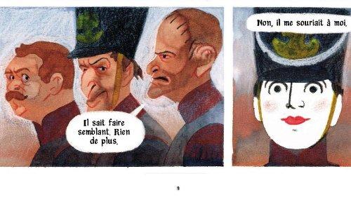 Simon Spruyt au «Soir»: «Le jeune tambour a l'impression que Napoléon lui sourit»