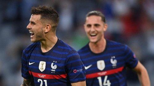 Euro 2020: la France assume son statut de favori
