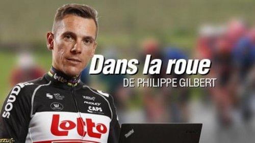 Philippe Gilbert: «Dimanche, je me présente aux élections»